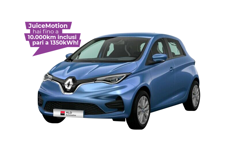 RENAULT ZOE BUSINESS R110