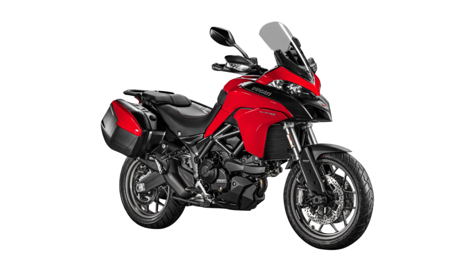 DUCATI MULTISTRADA V4 RED