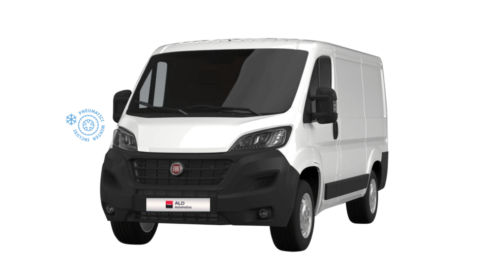 FIAT DUCATO 35 LH2 3.0 CNG 16V 136CV E6D-temp Furgone