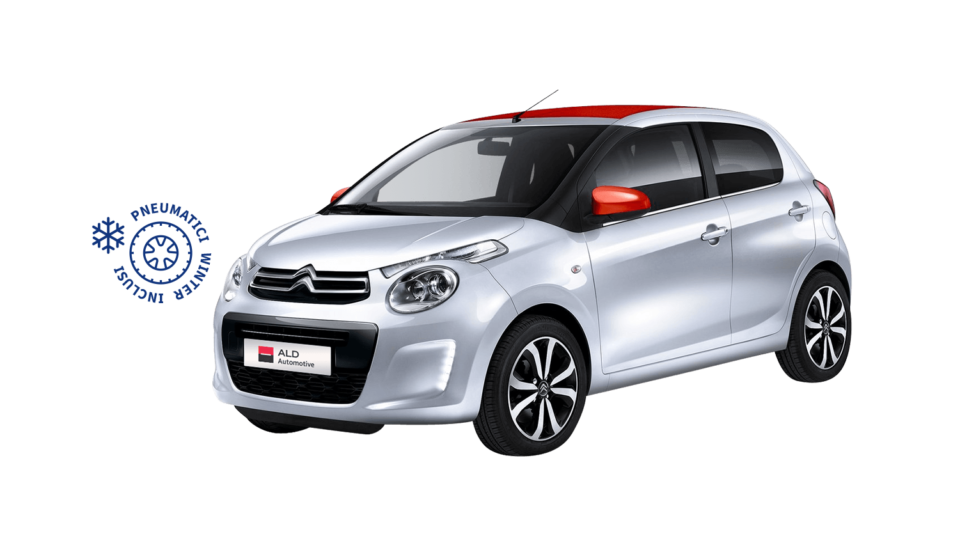 CITROËN C1 1.0 72cv Feel Neopatentati