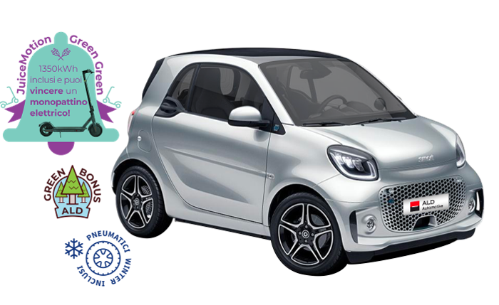 SMART FORTWO EQ 60kW passion