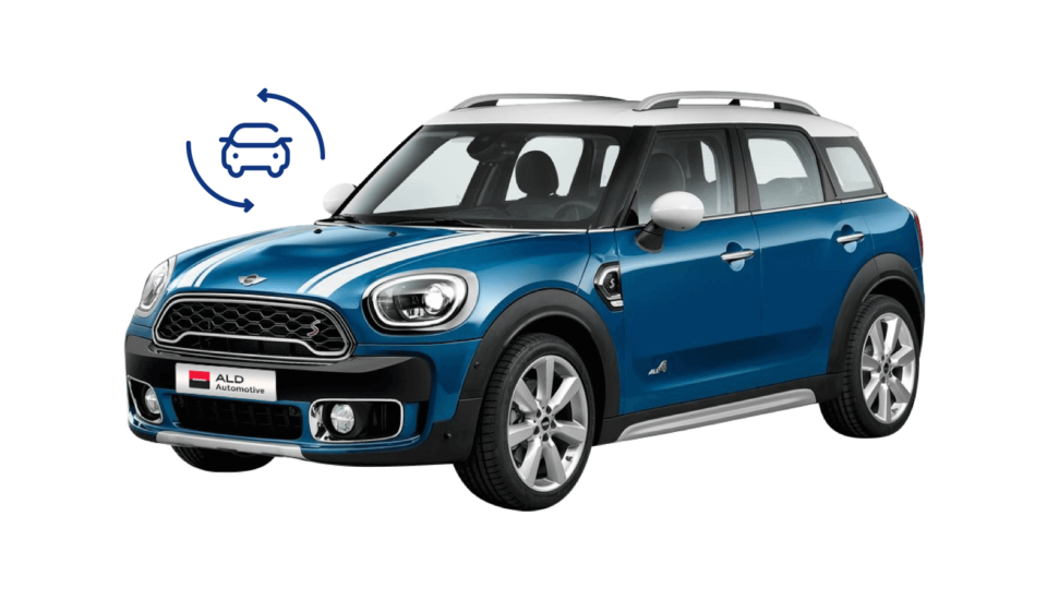 MINI COUNTRYMAN One D Business Autom DCT