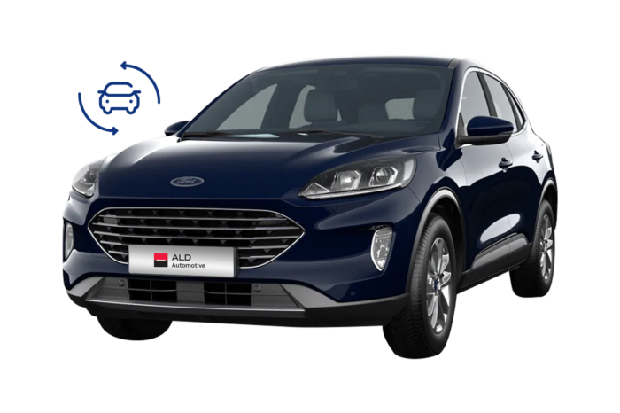 FORD KUGA 1.5 EcoBlue 120CV 2WD Connect Automatica