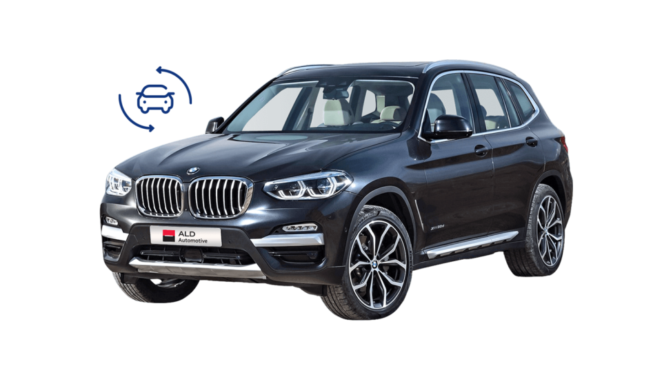 BMW X3 xDrive 20d MH48V Business Advantage