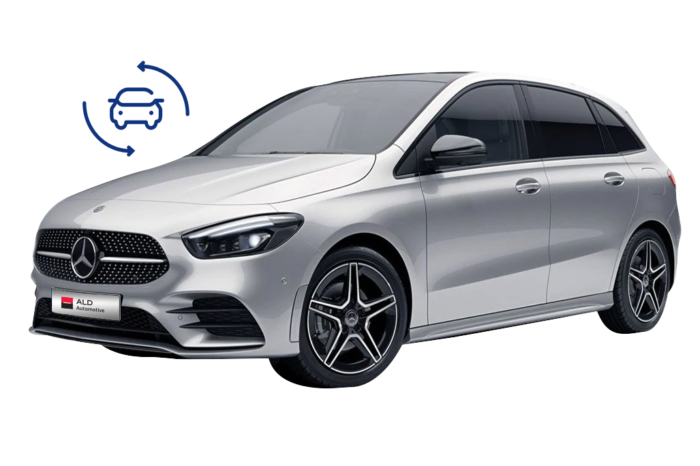 MERCEDES BENZ CLASSE B 180d Automatic Business Extra