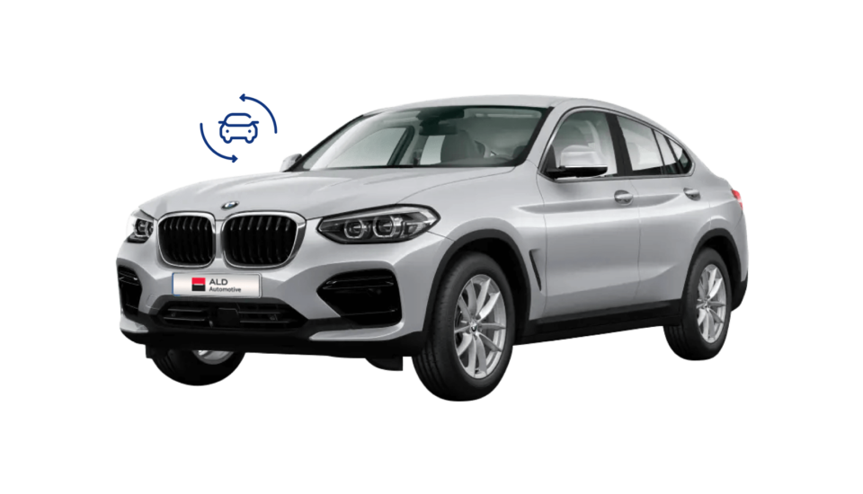 BMW X4 xDrive 20d Business Advant. MH48V