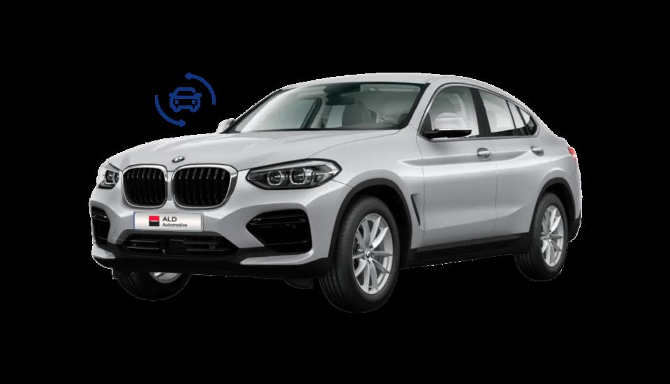 BMW X4 xDrive 20d Business Advant. MH48V